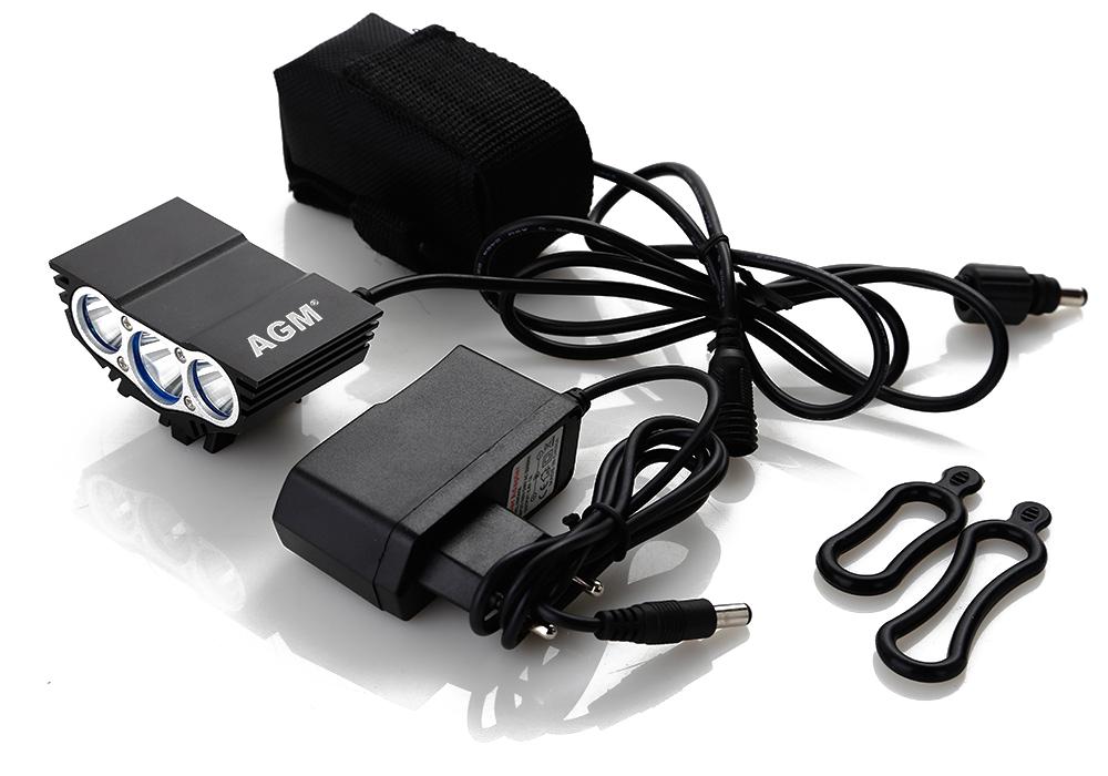 x1 x2 x3 cree led fahrradlicht scheinwerfer beleuchtung reflektoren stirnlampe ebay. Black Bedroom Furniture Sets. Home Design Ideas