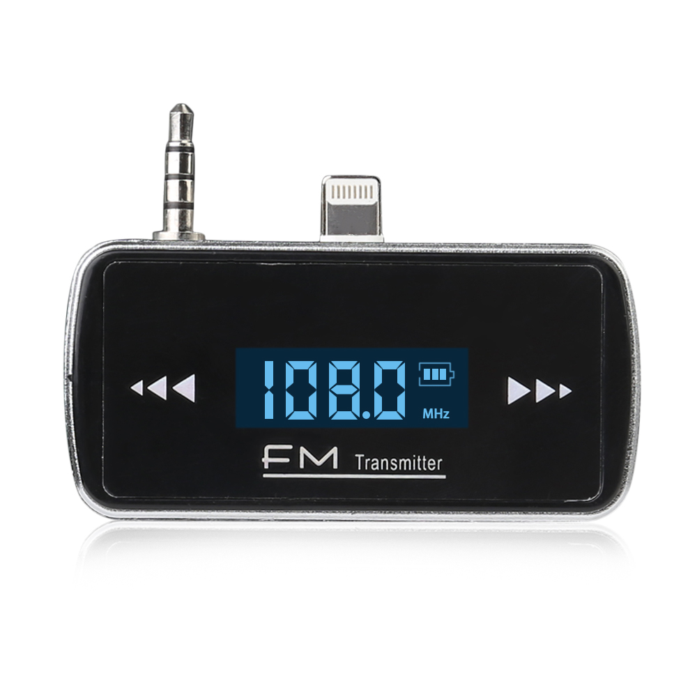 car wireless mp3 player fm radio modulator transmitter. Black Bedroom Furniture Sets. Home Design Ideas