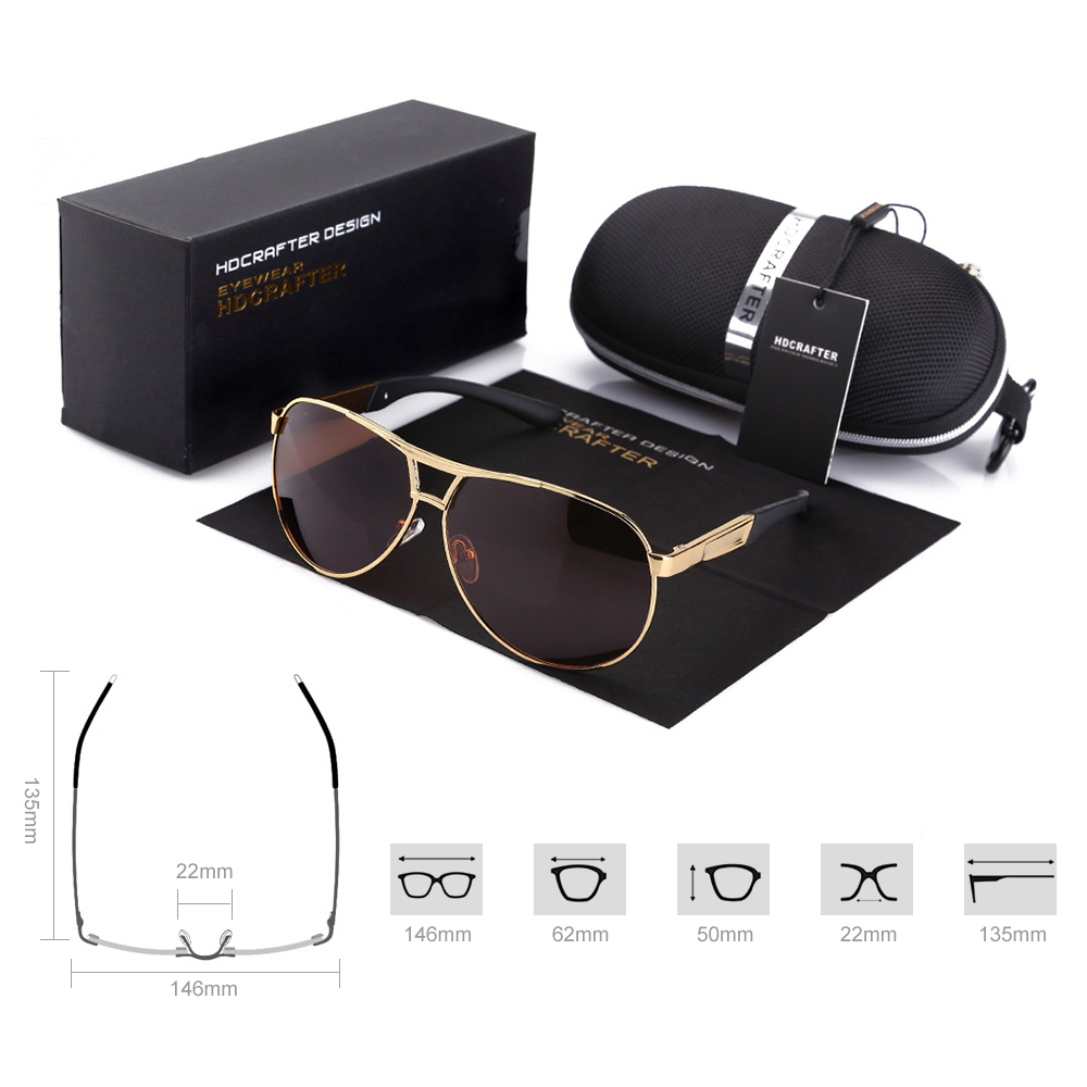 aviator brillen herren damen 100 uv 400 polarisiert sonnenbrille pilotenbrille ebay. Black Bedroom Furniture Sets. Home Design Ideas