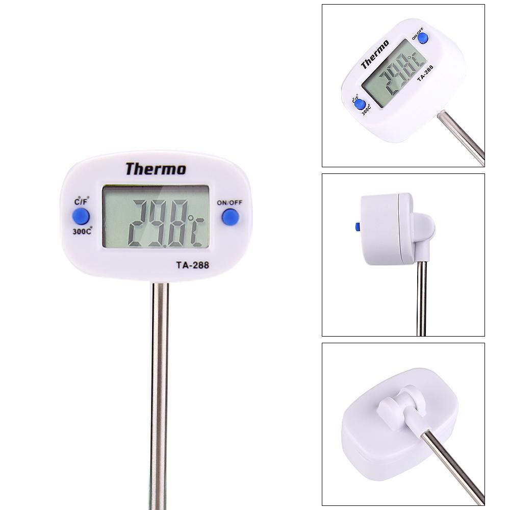 thermometer f r r ucherofen bbq smoker grill r ucherthermometer 50 300 ebay. Black Bedroom Furniture Sets. Home Design Ideas