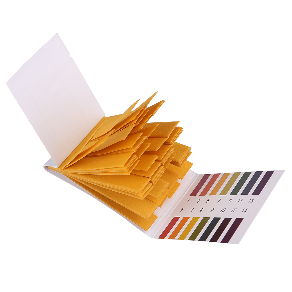 universal litmus paper Lea has just ordered a box of universal litmus paper she dips one piece into vial a, and it turns green she dips another piece into vial b, and it - 2617420.