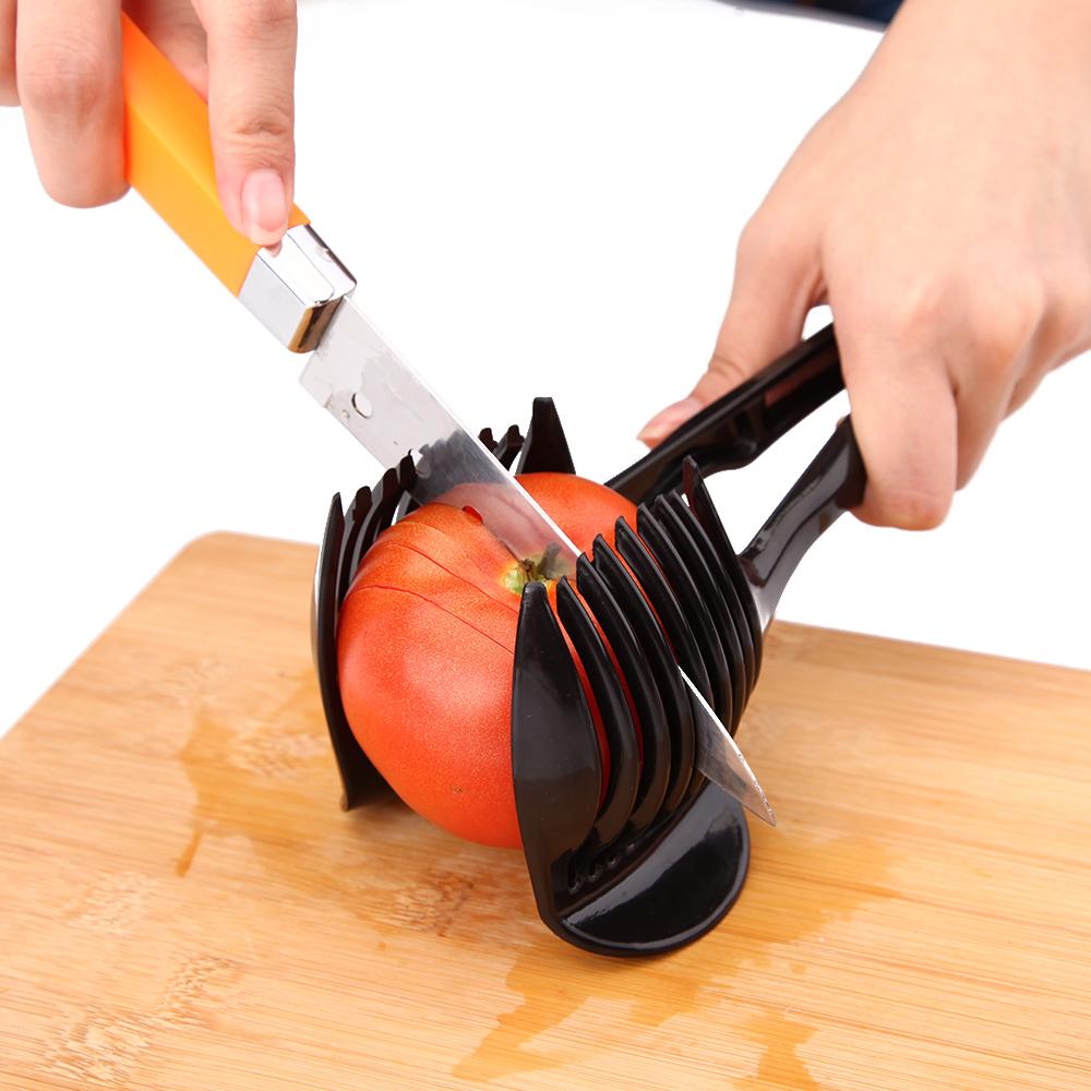 k che tomaten zwiebel zitrone slicer haltewerkzeug k che. Black Bedroom Furniture Sets. Home Design Ideas