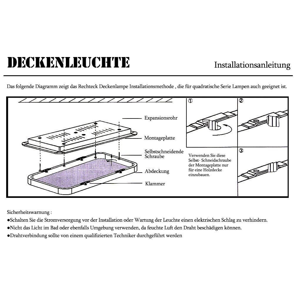 Fantastisch Deckenleuchte Diagramm Fotos - Schaltplan Serie Circuit ...