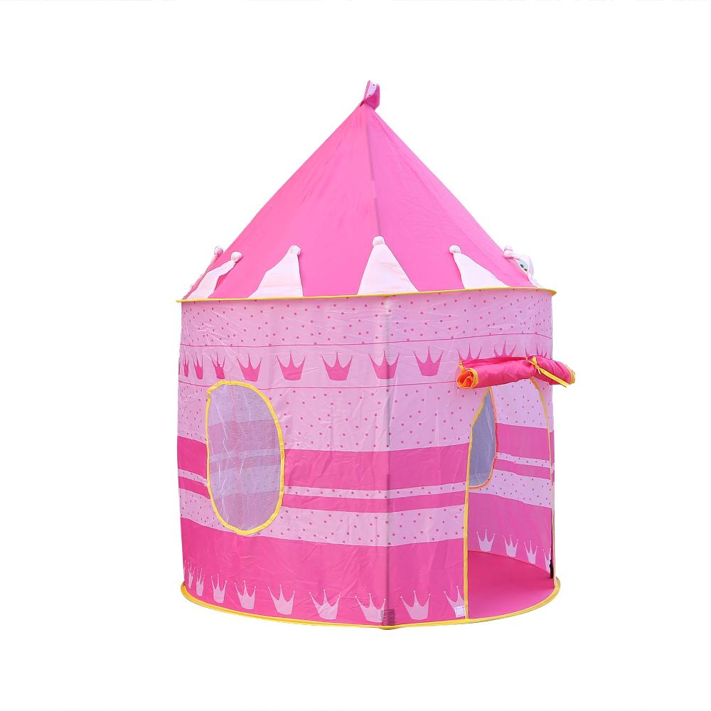 kinderzelt spielzelt spielhaus babyzelt b llebad spielh hle kinderzimmer schloss ebay. Black Bedroom Furniture Sets. Home Design Ideas