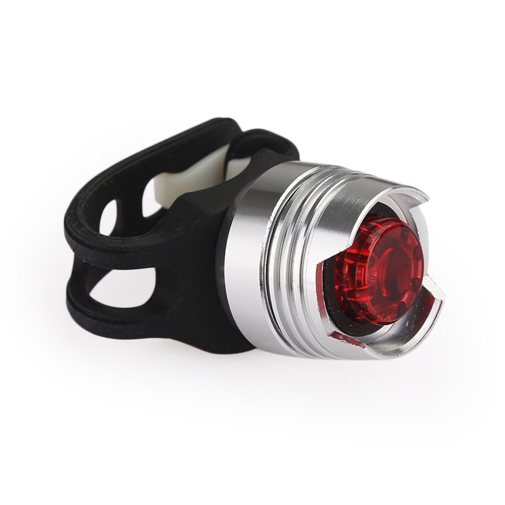 fahrrad r cklicht rot tail licht fahrradlicht 3 leuchtmodi. Black Bedroom Furniture Sets. Home Design Ideas