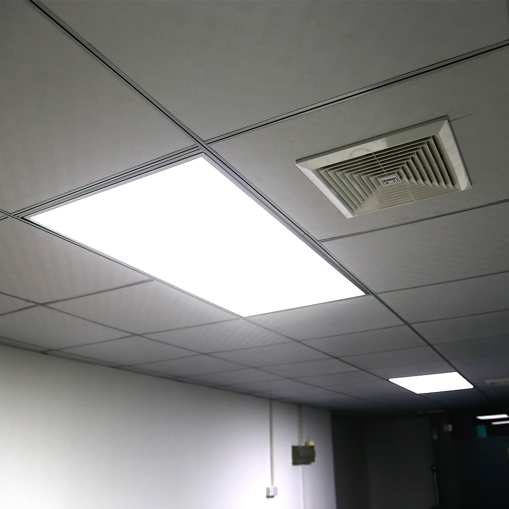 36W Ceiling Suspended Recessed LED Panel White Light