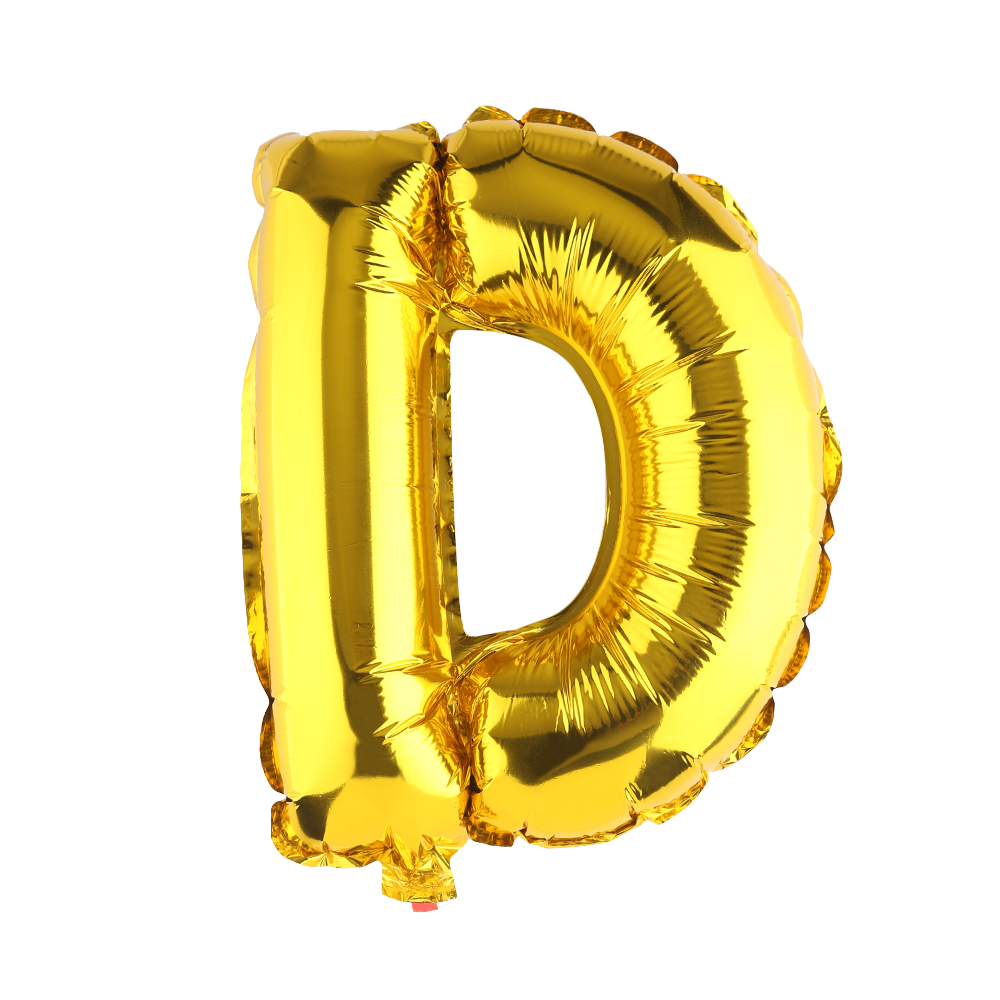 foil letter balloons 40 quot alphabet letter foil balloons a z helium air birthday 16534
