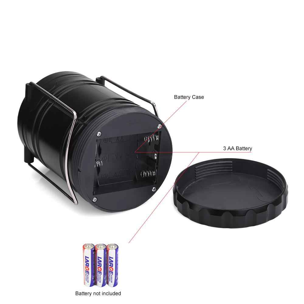 agm 30led tragbare campinglampe gartenlaterne beleuchtung nachtlicht zeltlicht ebay. Black Bedroom Furniture Sets. Home Design Ideas