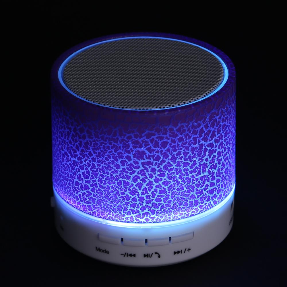 bluetooth lautsprecher mini speaker musik box usb aux soundbox mit led ebay. Black Bedroom Furniture Sets. Home Design Ideas