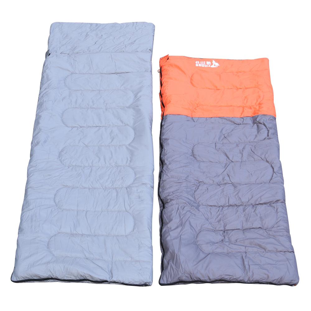 doppel schlafsack deckenschlafsack doppelschlafsack kissen wasserdicht camping ebay. Black Bedroom Furniture Sets. Home Design Ideas
