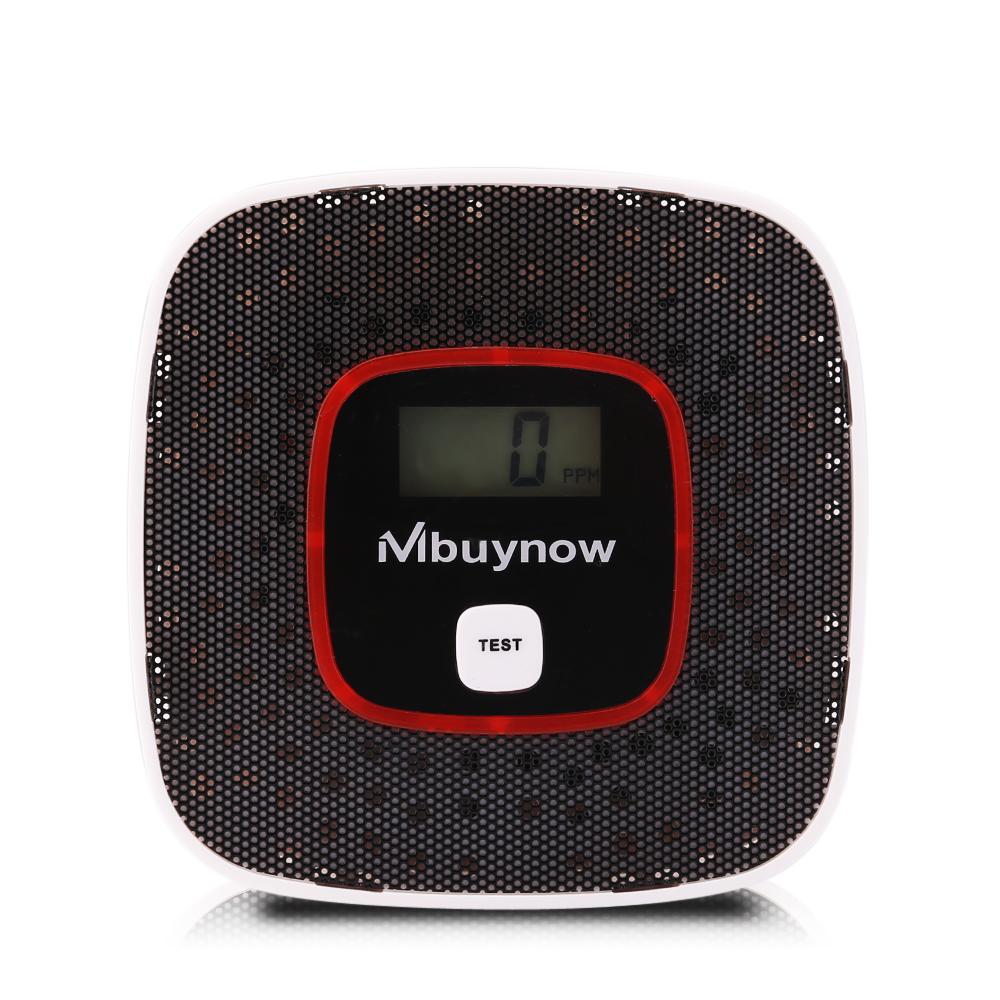 digital rauchmelder detektor co alarm melder kohlenmonoxidmelder gasmelder lcd ebay. Black Bedroom Furniture Sets. Home Design Ideas