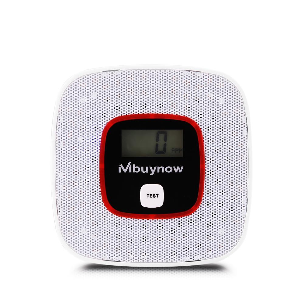 digital rauchmelder detektor co alarm melder. Black Bedroom Furniture Sets. Home Design Ideas