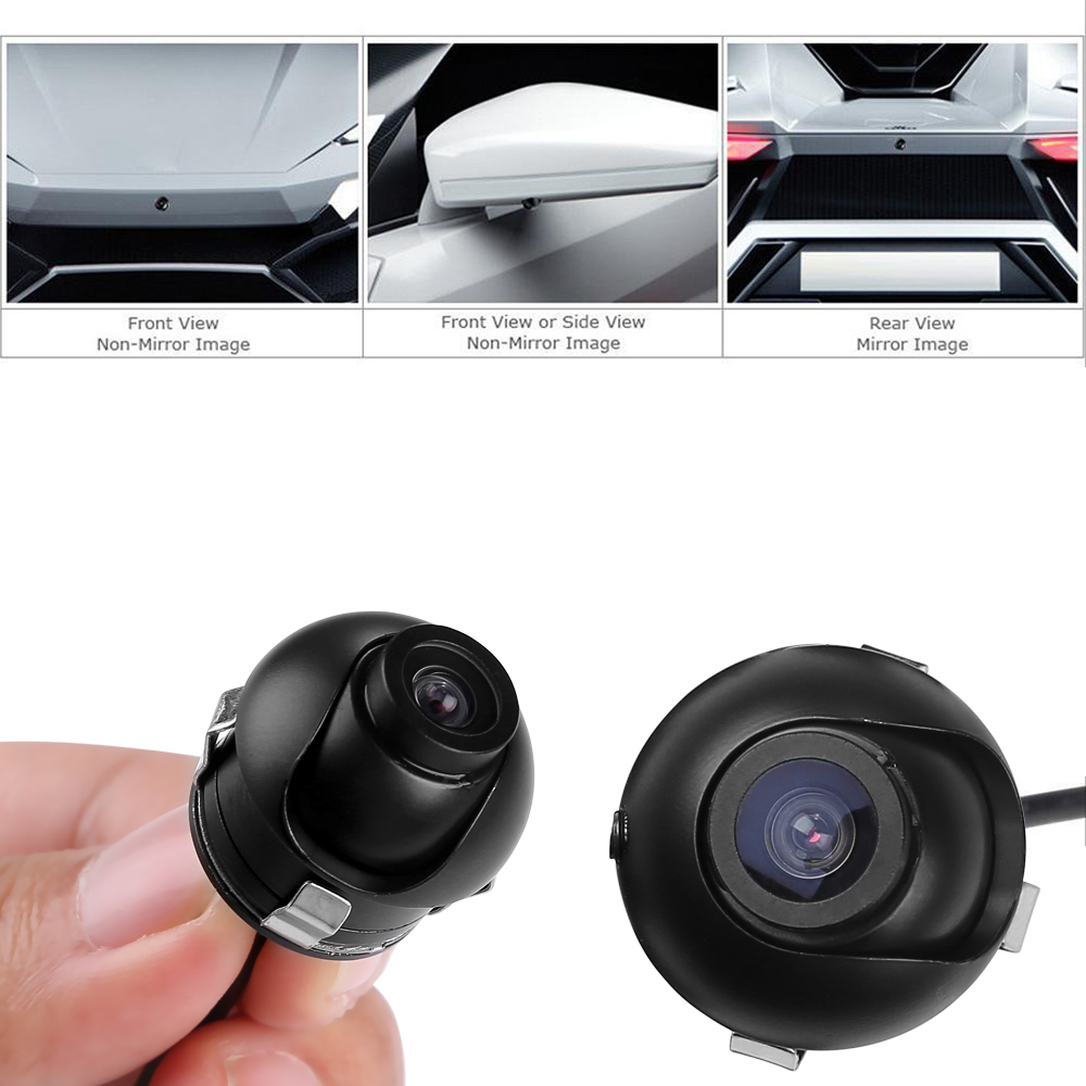 mini 360 hd ir cam ra de recul vue arri re de voiture vision nocturne tanche ebay. Black Bedroom Furniture Sets. Home Design Ideas