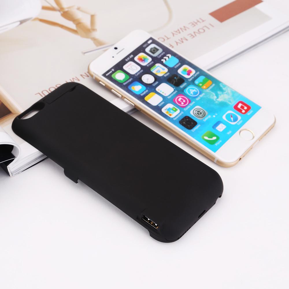 coque chargeur batterie externe housse case cover support iphone 6 6s 7 10000mah ebay. Black Bedroom Furniture Sets. Home Design Ideas