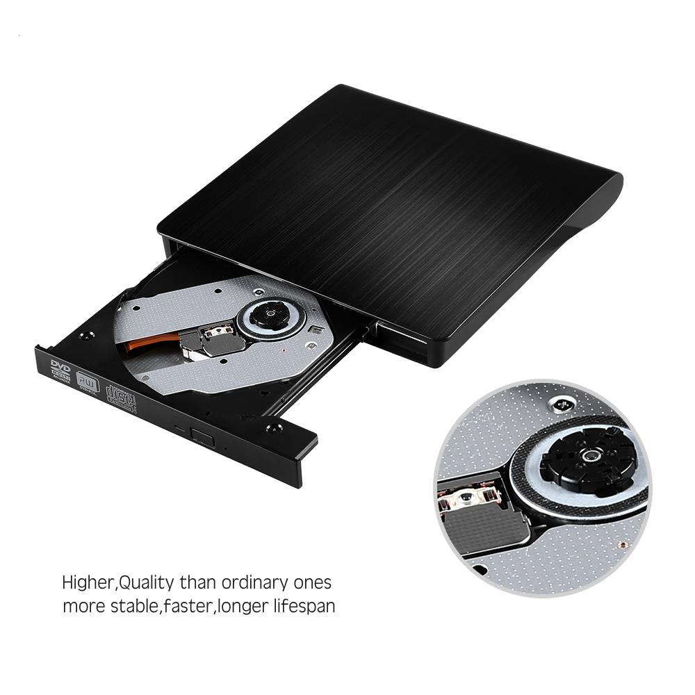 externes laufwerk usb 3 0 dvd cd rw brenner kopierer slim. Black Bedroom Furniture Sets. Home Design Ideas