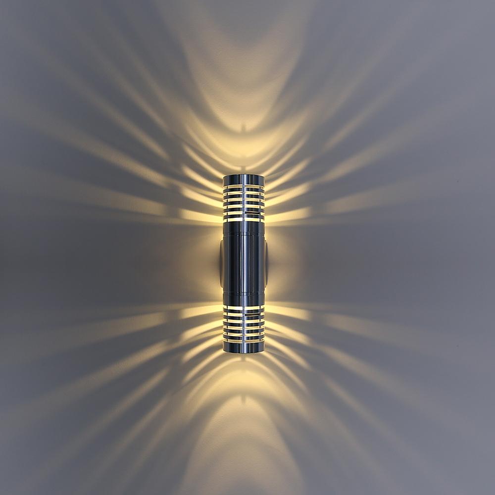 9w 6w led wandlampe wandleuchte flurlampe treppenlampen