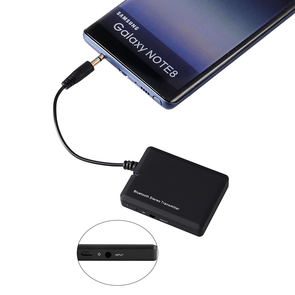 bluetooth transmetteur et audio emetteur adaptateur sans. Black Bedroom Furniture Sets. Home Design Ideas