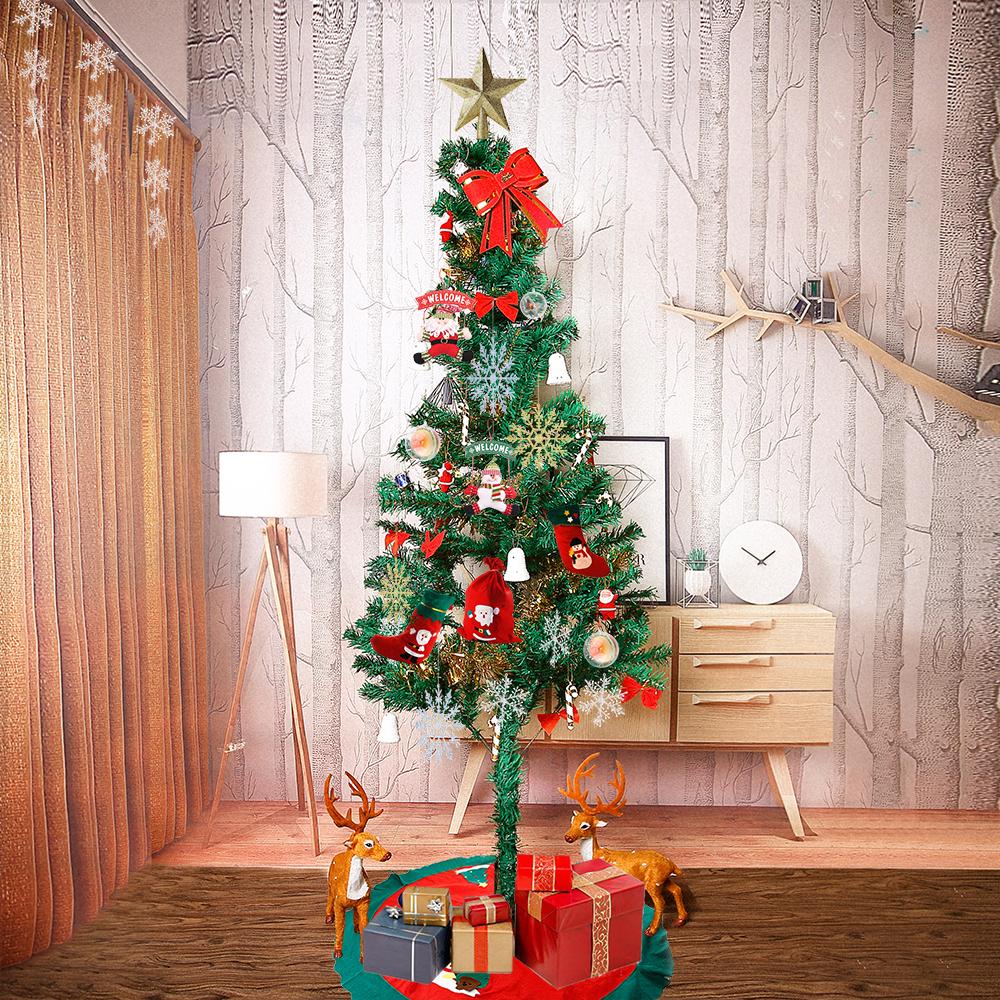 Weihnachtsdekoration Nikolausstiefel Geschenktasche ...