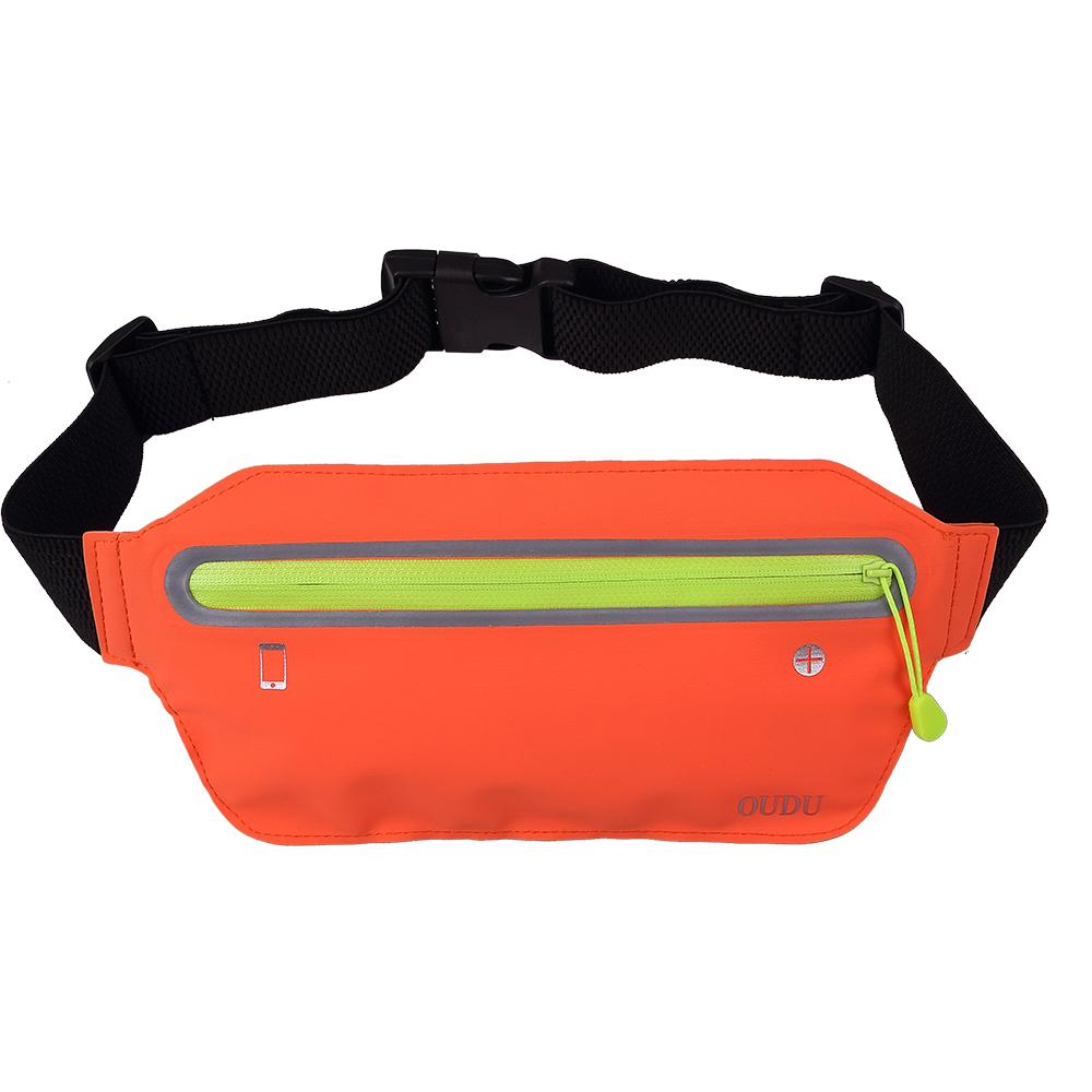 9c5a1d94d55 Waterproof Waist Fanny Pack Belt Bag Pouch Travel Sport Hip Purse for Men  Women